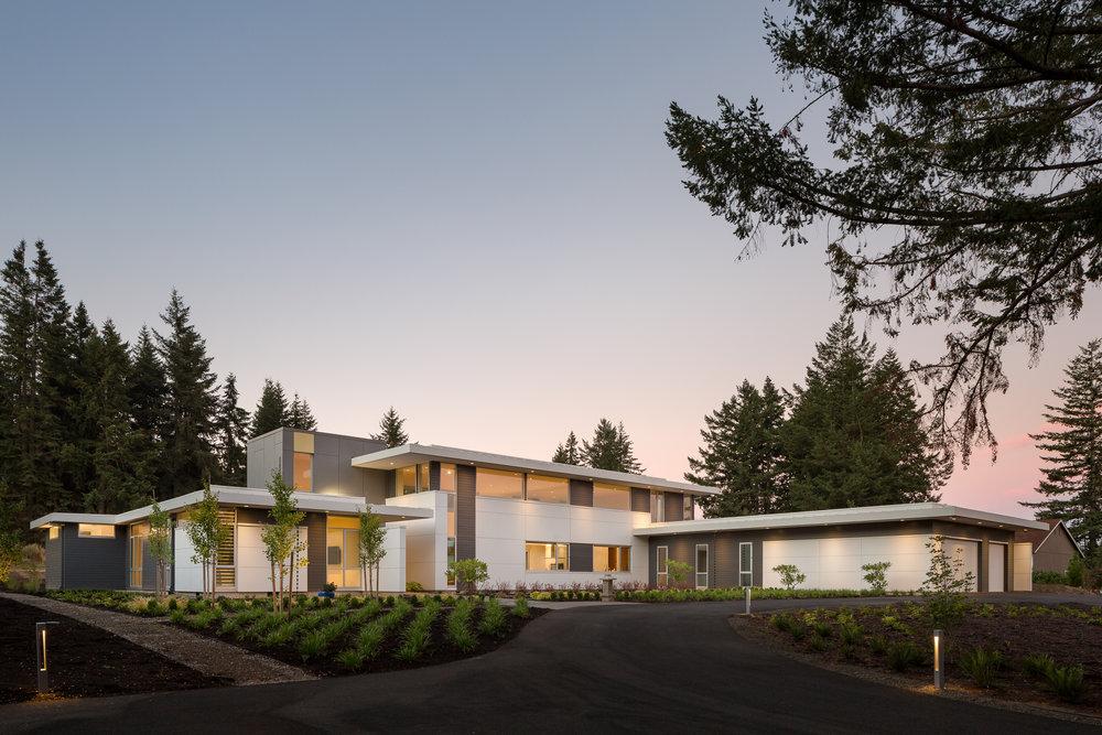 Orchard House / Steelhead Architecture