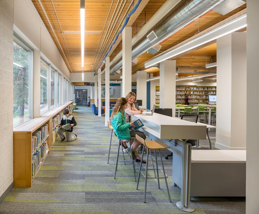Portland Jewish Academy / FFA Architecture + Interiors