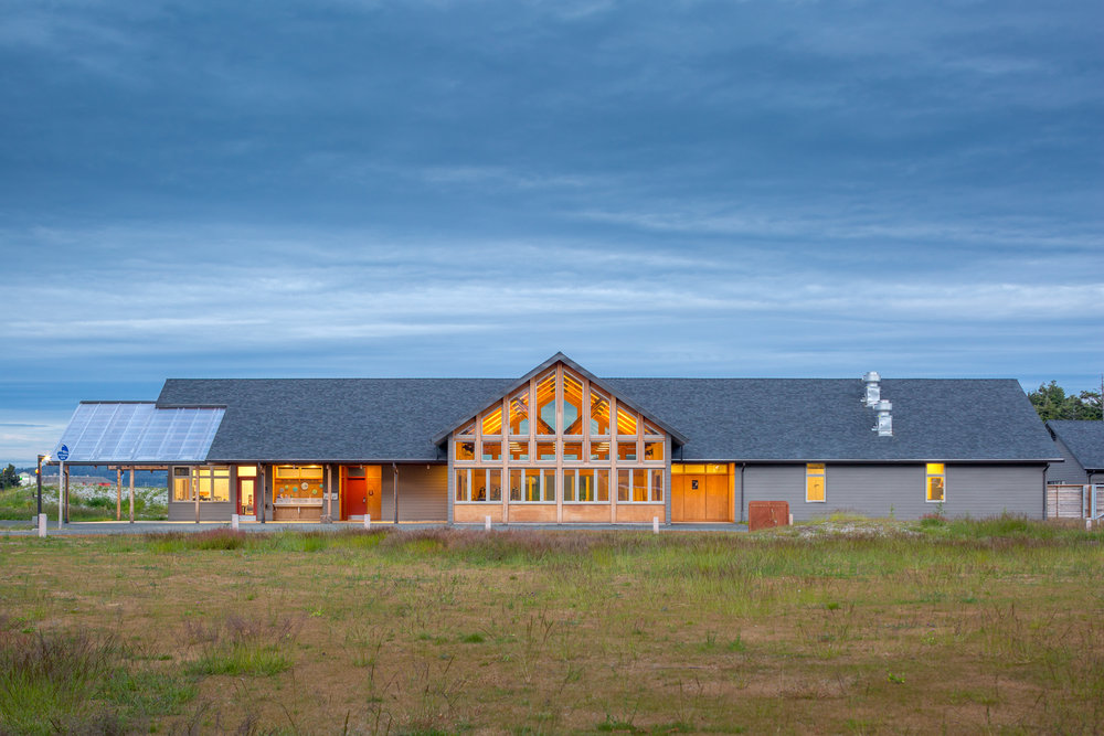 OMSI Coastal Discovery Center / Dangermond Keane Architecture