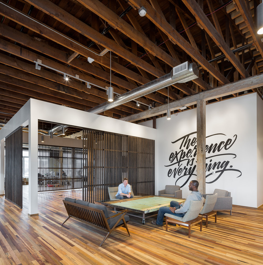Offices of Smith Optics / FFA Architecture + Interiors