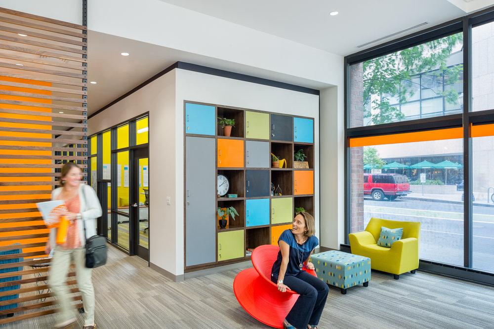 CareOregon / TVA Architects