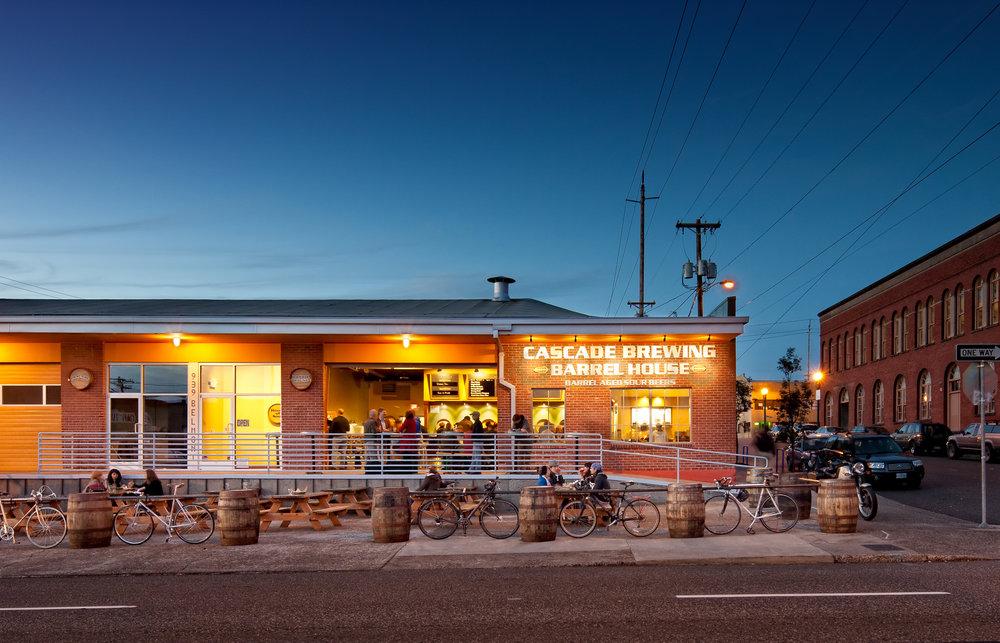 Cascade Brewing / SUM Design Studio + Architecture