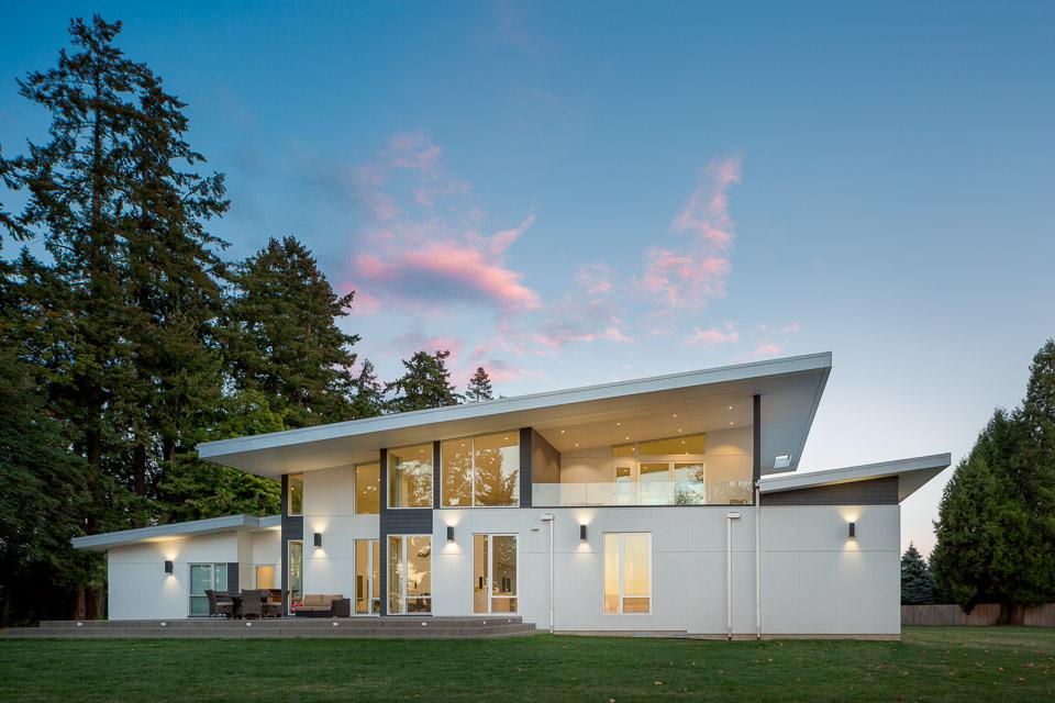 VANCOUVER LAKE Steelhead Architecture