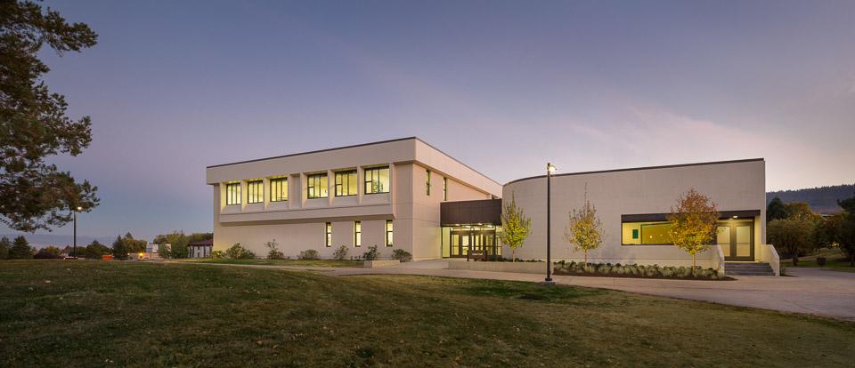 Eastern Oregon University - Zabel Hall / Hennebery Eddy Architects
