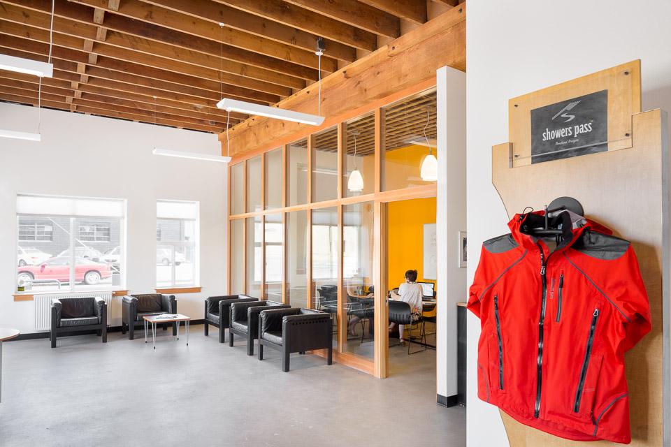 Showers Pass / Hennebery Eddy Architects