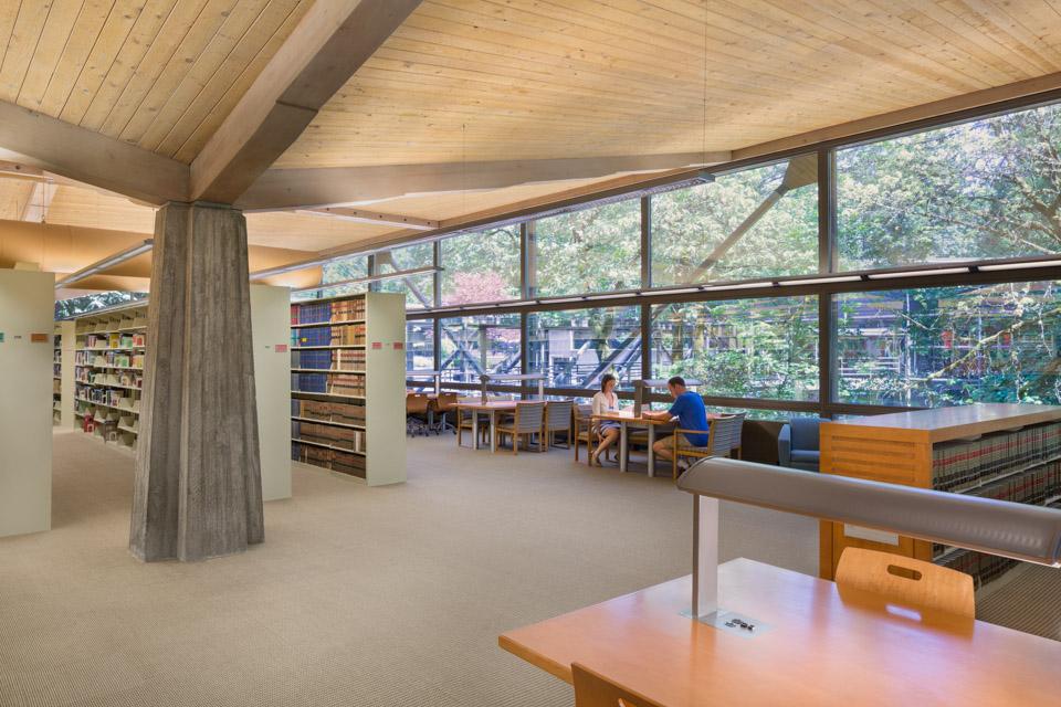Boley Library / Hennebery Eddy Architects