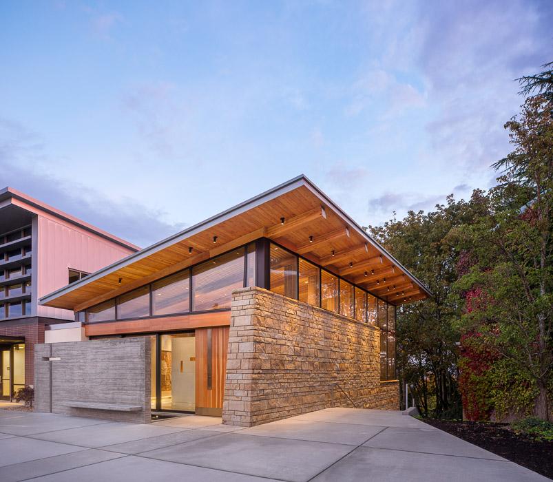 Seattle Prep / Hennebery Eddy Architects