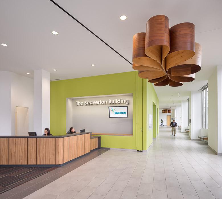 Beaverton City Hall / Hennebery Eddy Architects