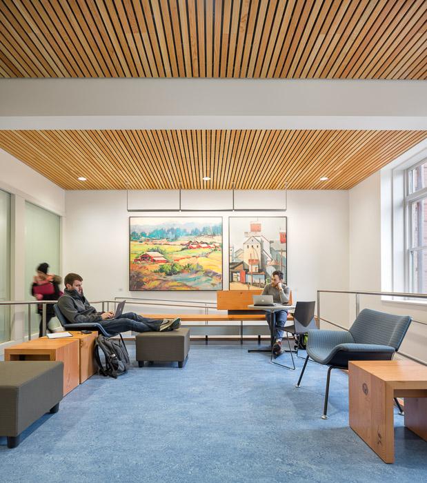 OSU Strand Hall / Hennebery Eddy Architects