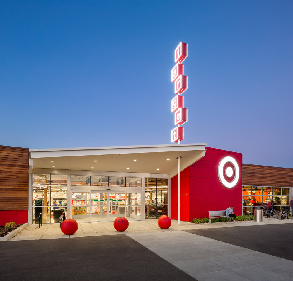 Target Store, Powell Blvd, Portland, OR / Target