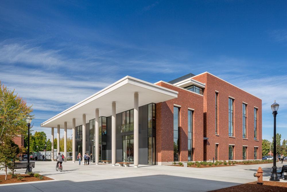 OSU Johnson Hall / SRG Partnership