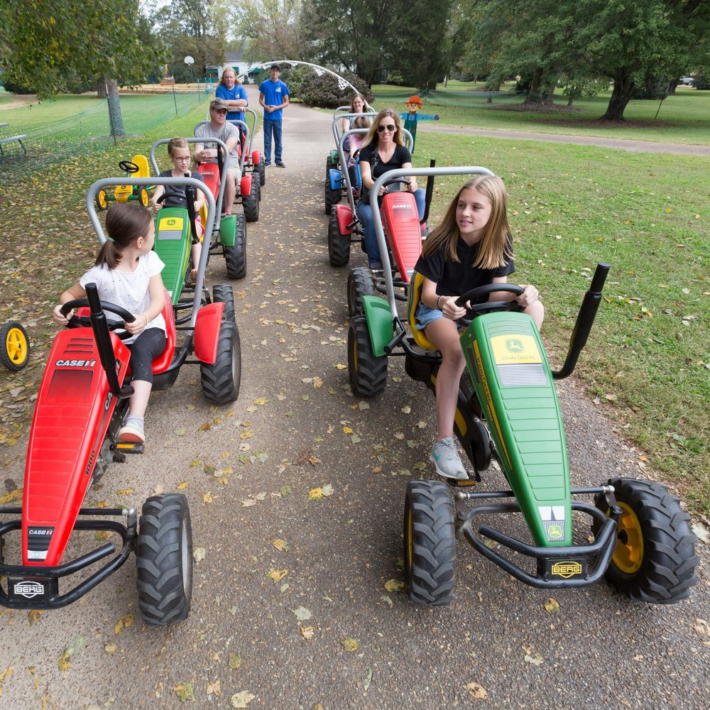 Pedal Tractors McDonald Farm Tennessee