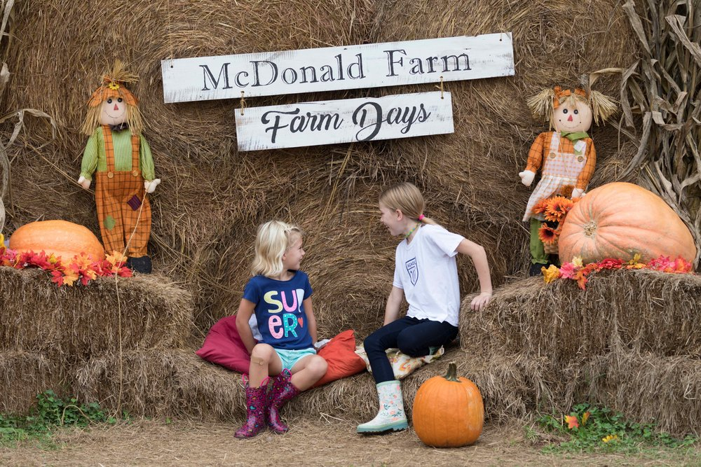 Homeschool Day McDonald Farm Tennessee