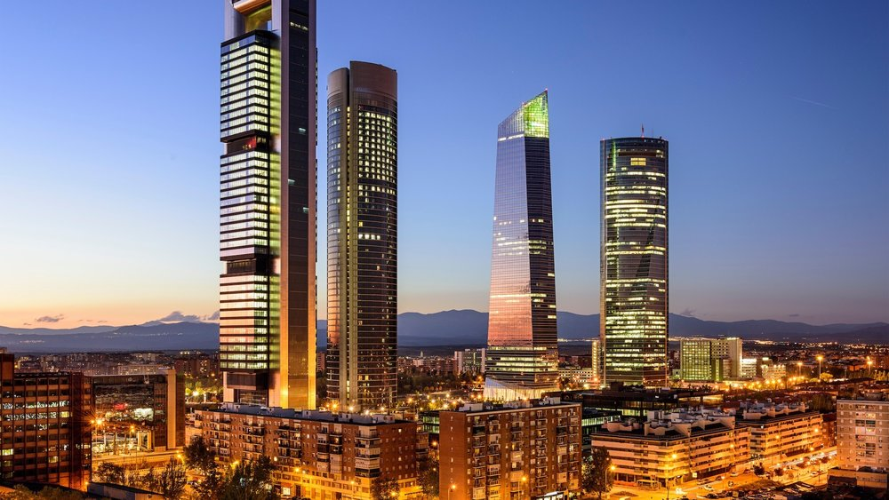 Chamartin - Business | Dining | Residential