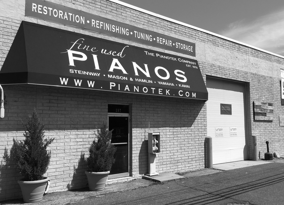 Our showroom and restoration facility