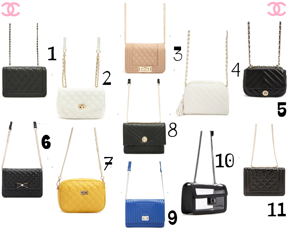 45af27b77e6 20 Affordable Chanel Bags — Mad So Chic