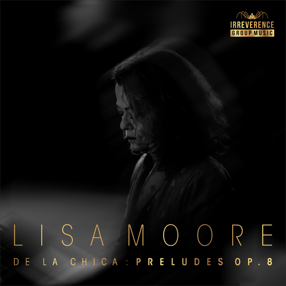 Lisa Moore cover