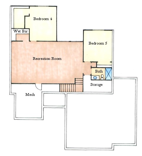 Sebastian Plan BSMT by Paul Gray Homes