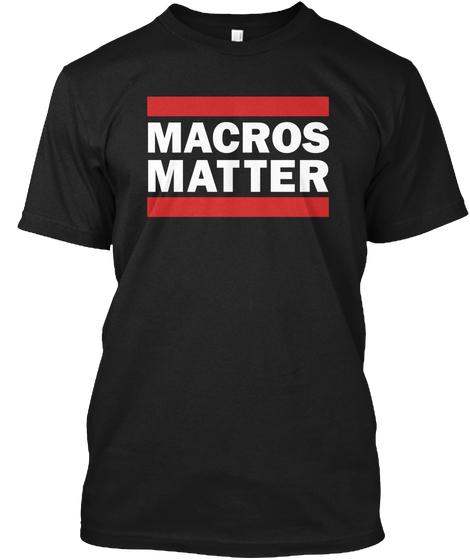 Macros Matter