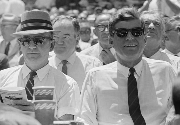 John F. Kennedy (1962)