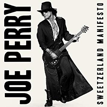 "Joe Perry ""Sweezterland Manifesto"""