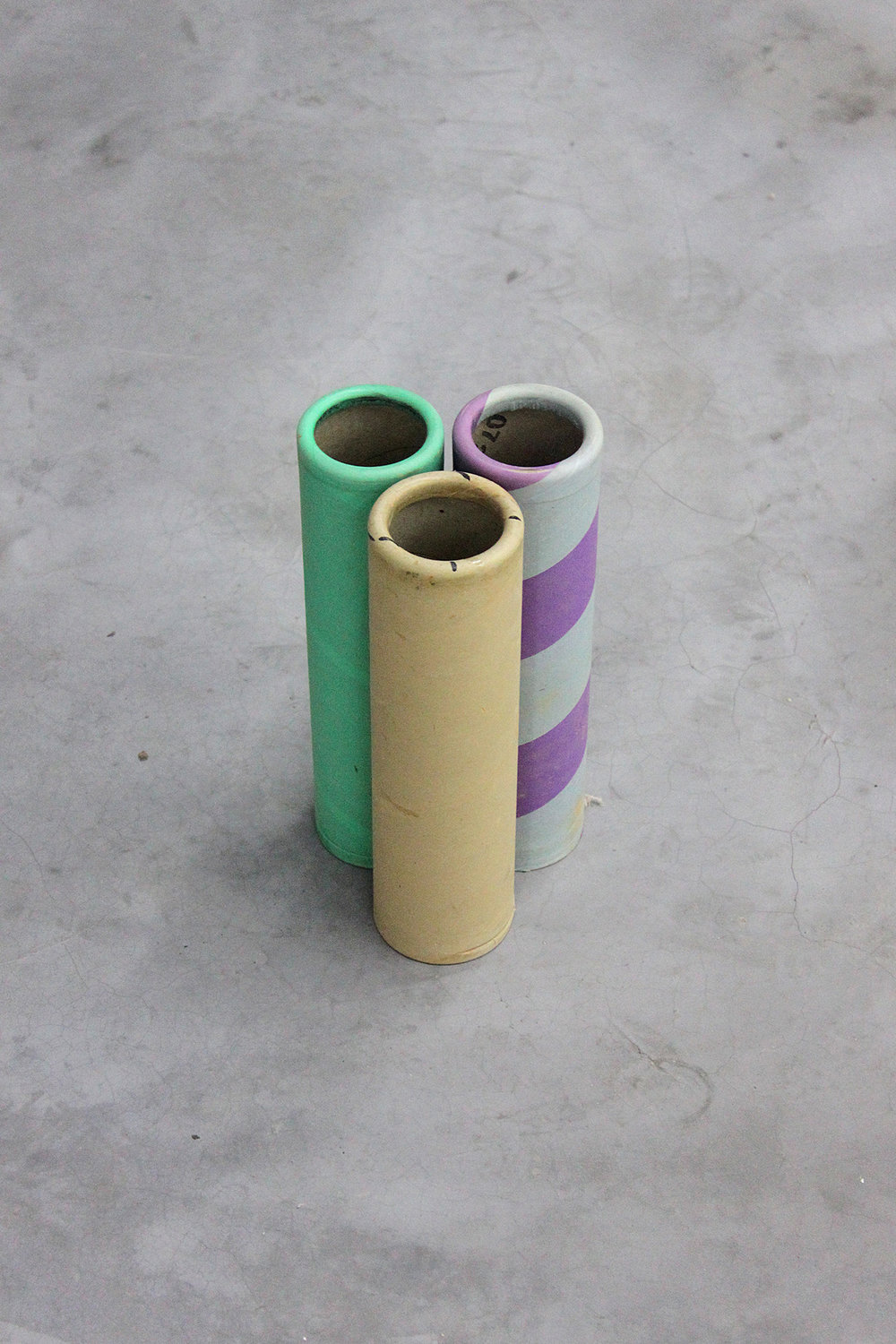 cardboard tubes, sex toy