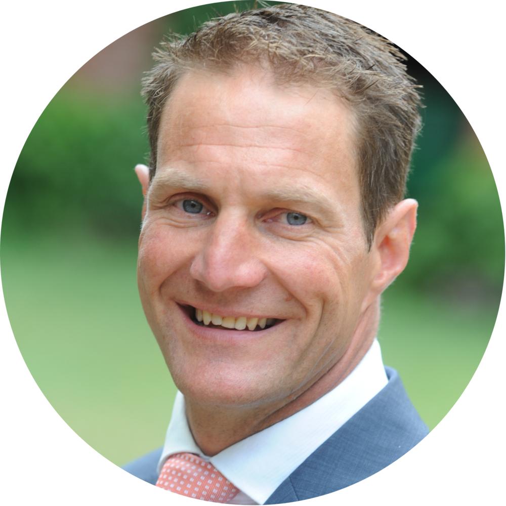 Justin Robinson  Director, Institute of Positive Education, Geelong Grammar School