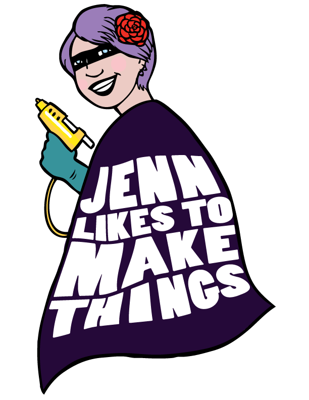 Jenn Likes to Make Things