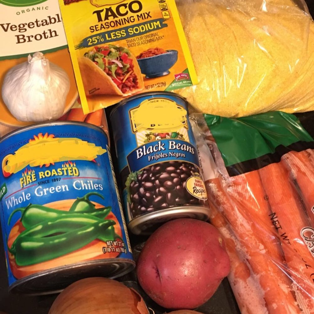 Vegan Tamales - The catch? I can only use ingredients easily available in Swedish grocery stores