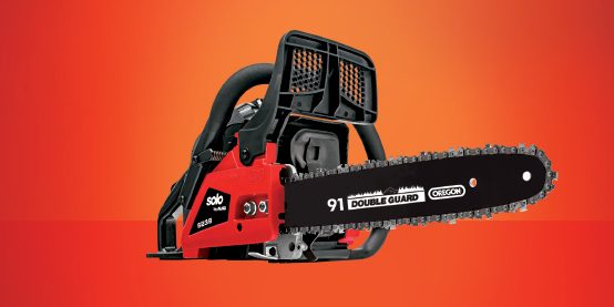 Cut your way through thick and thin - From compact saws for household use to high-performance saws for the serious user – the chain saw range from solo by AL-KO has it all.
