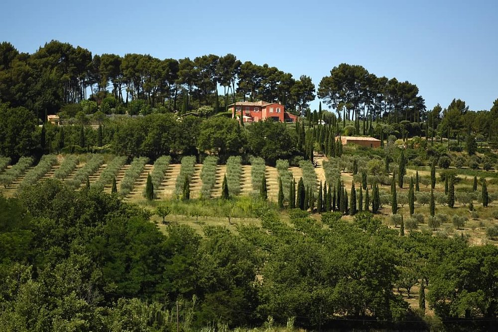Outskirts of Roussillon