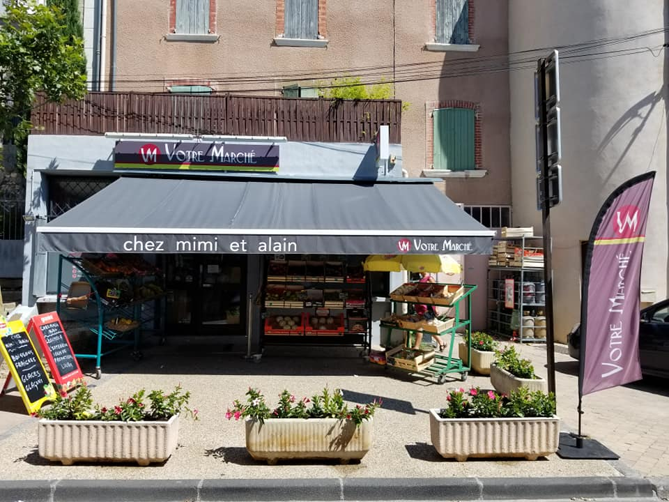 The Votre Marche has almost everything you could need.