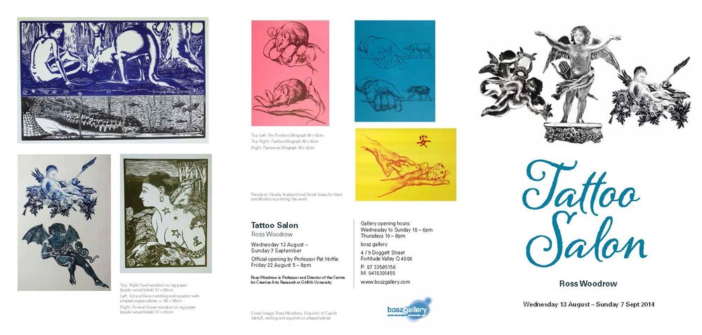 Catalogue (external fold)