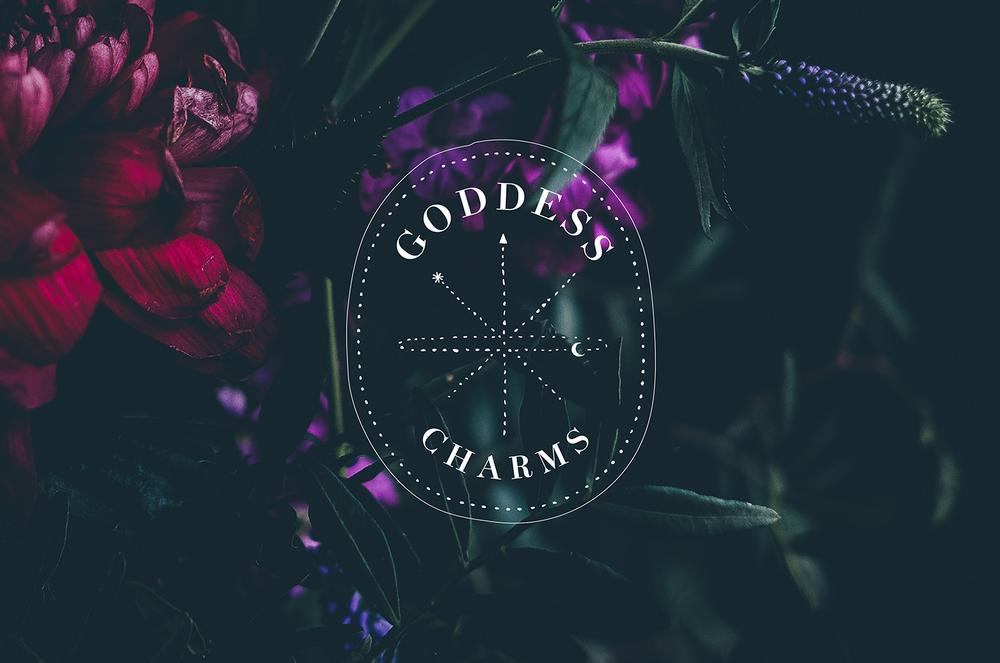 Goddess Charms