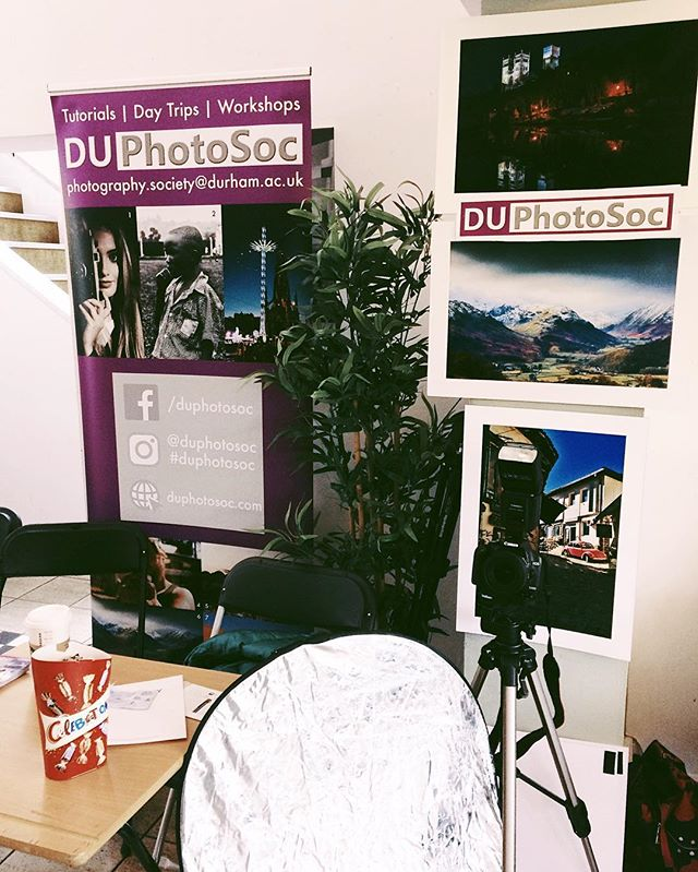 We're in the thicket of Freshers Week now and with events being released everyday, come find us in the Kingsgate room at the DSU to find out more about what we have in store for the year! We can't wait to meet you all! 📸