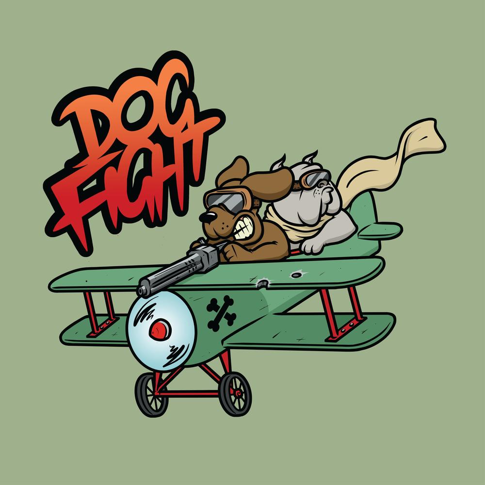 Scruffdog animal t-shirt (2/2)