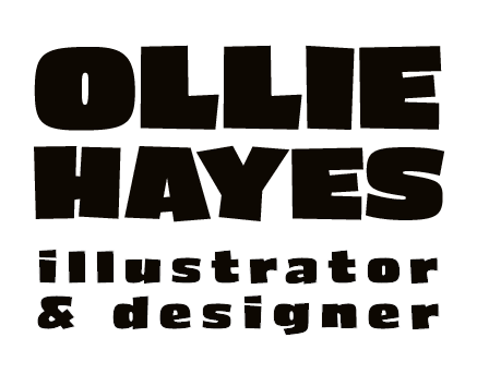 Ollie Hayes Illustration