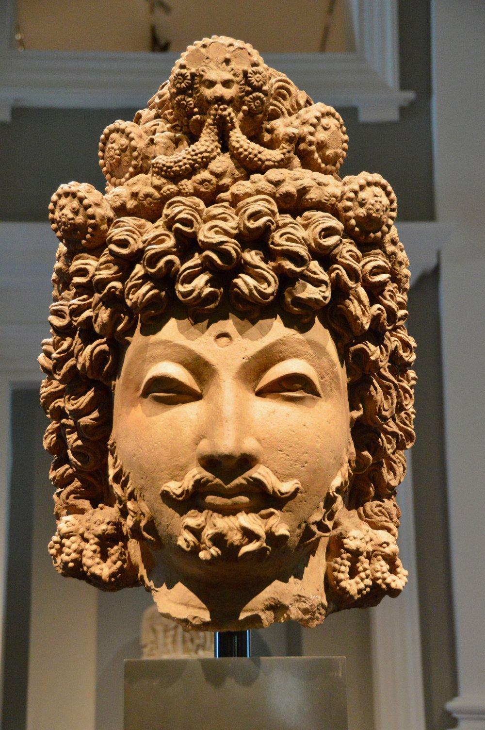 Gandhara, a 4th century bodhisattva
