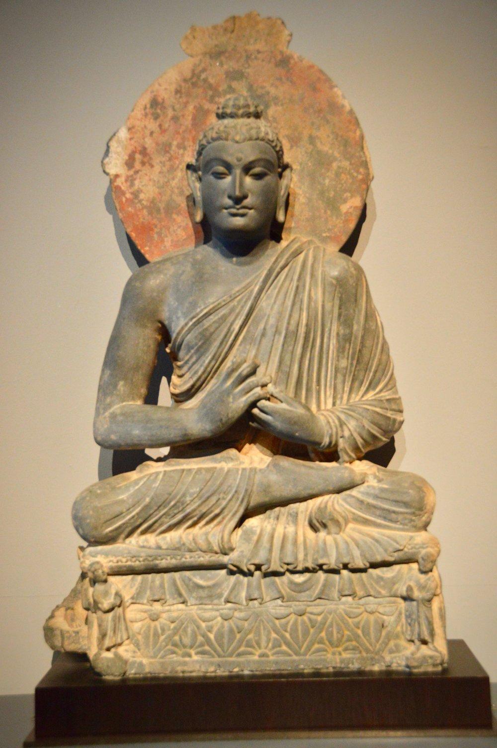 The Teaching Buddha