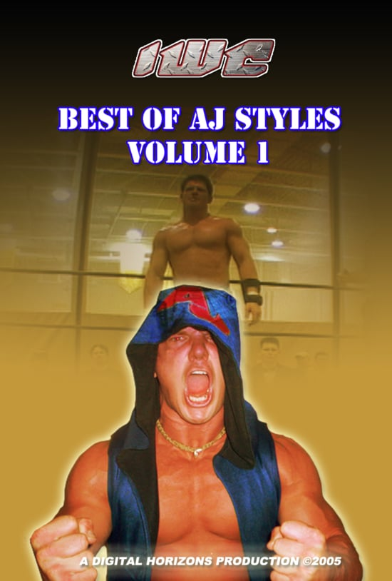 Best of AJ Styles - Volume 1.jpg