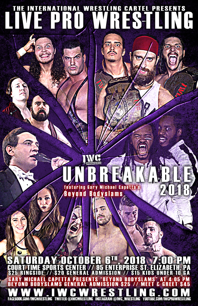 IWC - Unbreakable 2018