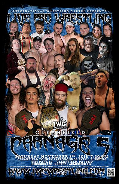 IWC - Clearfield Carnage 5