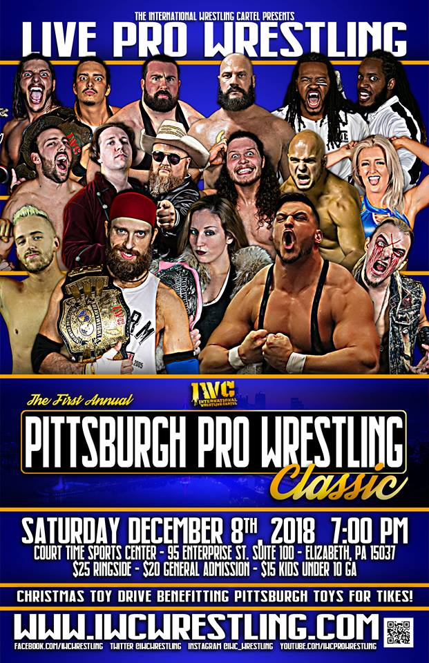 IWC - Pittsburgh Pro Wrestling Classic