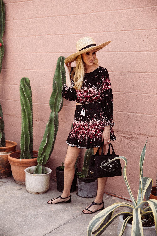 Krista Glover | CMW | Poupette St Barth Resort Wear