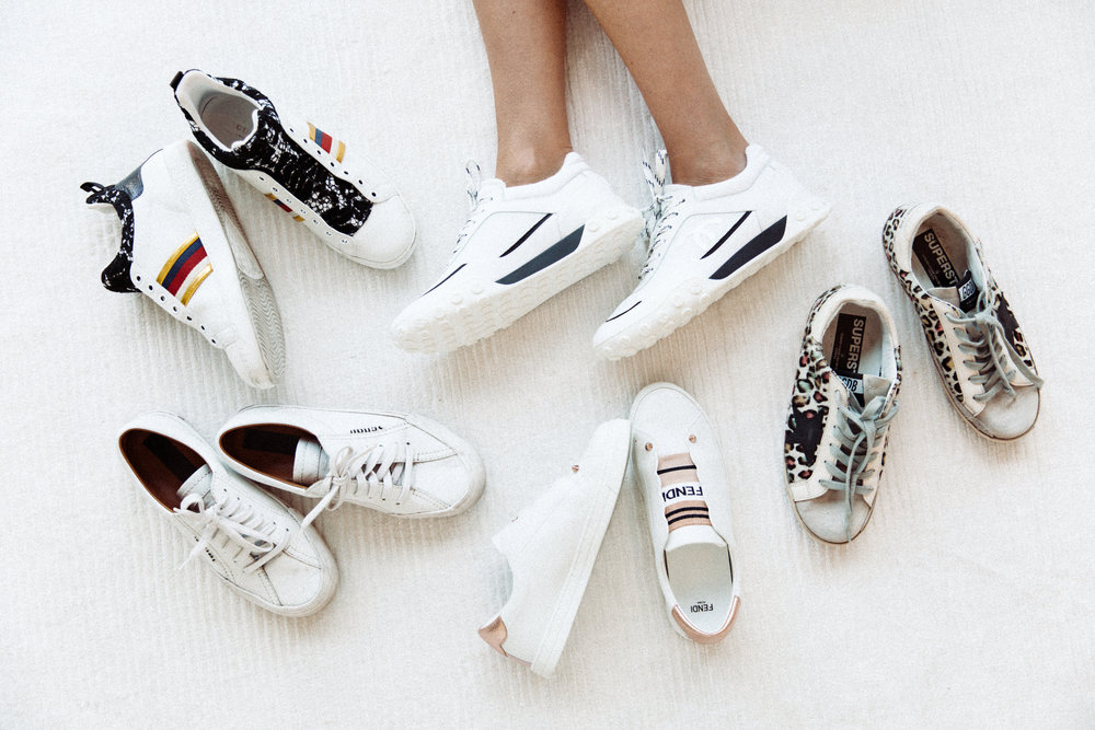 Sneakers Save The Day -