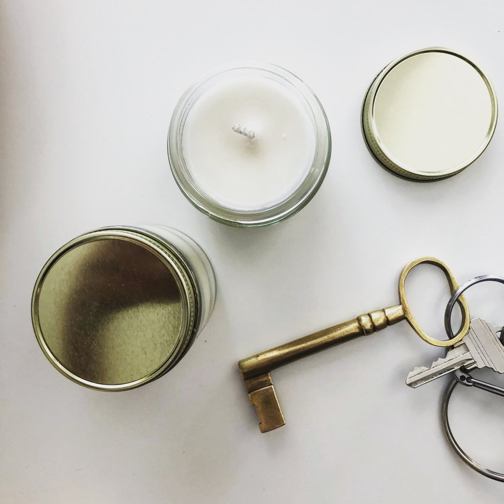 Re-Purposed - So you've burned through your candles. Now what? Here are seven of our favorite ways to re-purpose jars.