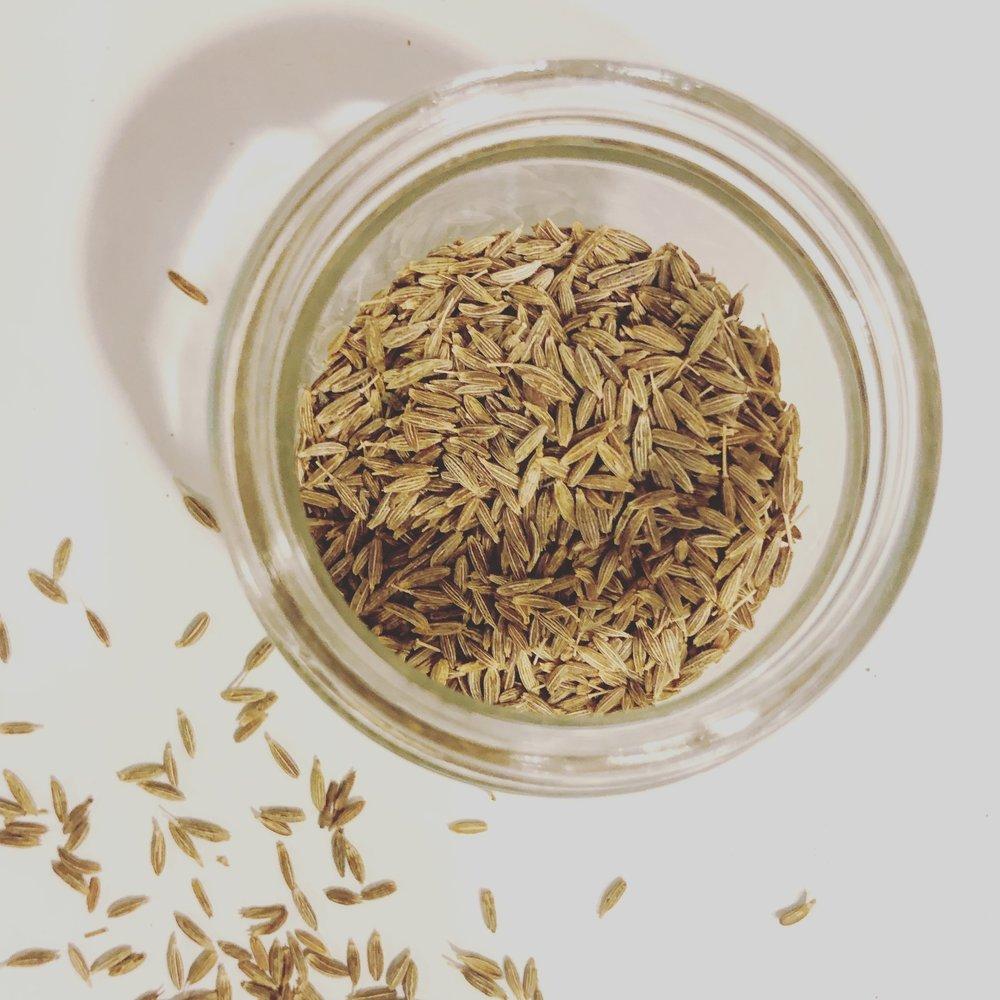 1. Store Bulk Spices -