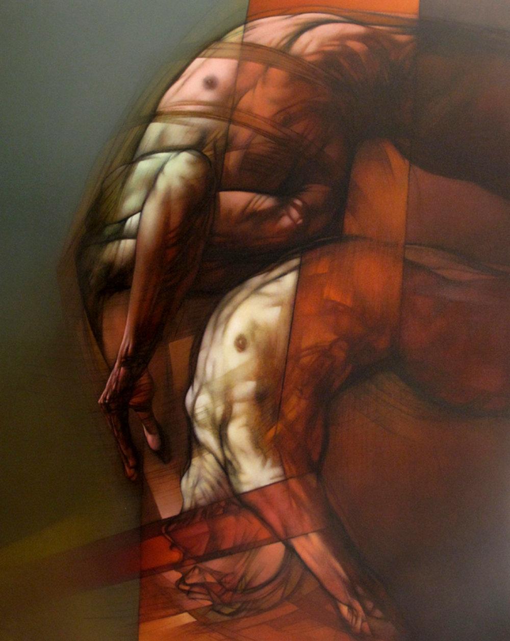 Silent Witnesses Artwork by Jorge Posada