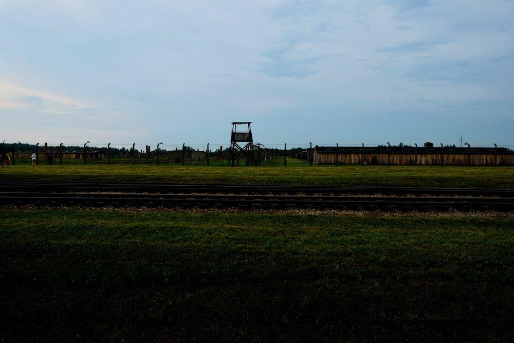 Auschwitz Photo by Julián De La Chica