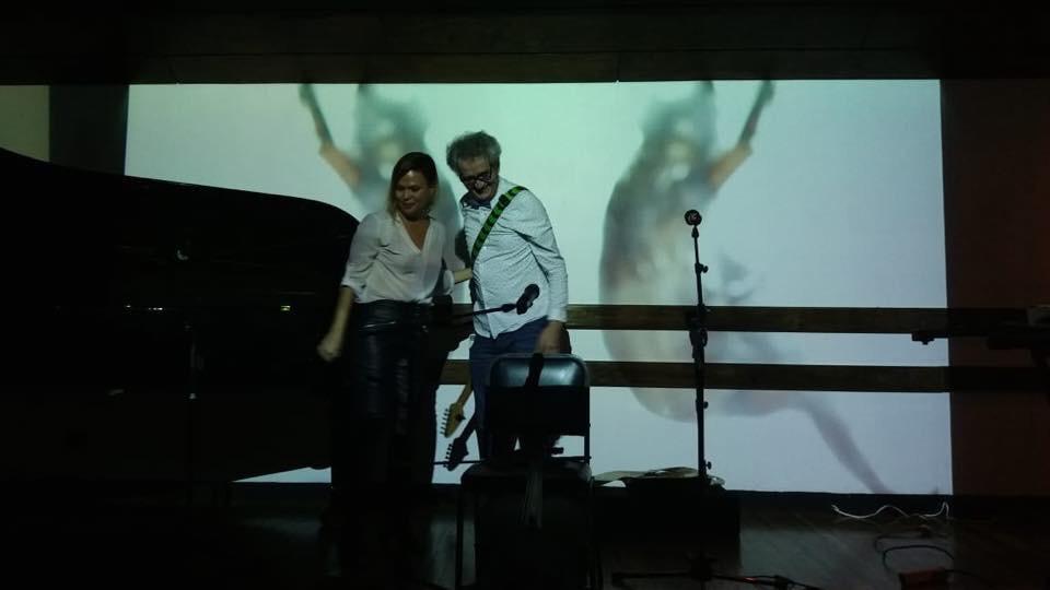 "Susan Campos - Fonseca & Tomás ""Autómata"" de Camino Beck Photo by Melissa Pacheco"